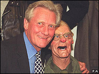 Michael Heseltine meets his namesake