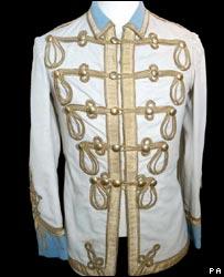 John Lennon's Sgt Pepper tunic