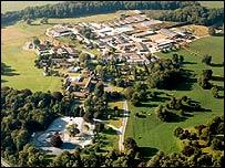 Bishop Burton College campus