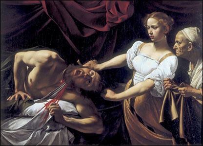 Caravaggio's Judith and Holofernes