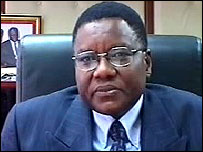 Kilemi Mwiria, Kenyan Asst. Minister of Education