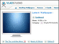 Vladstudio website