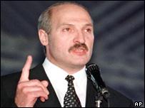 President Aleksander Lukashenko