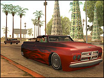 Screenshot from GTA: San Andreas