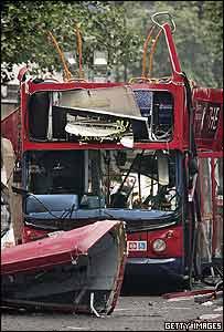 Una de cada tres v�ctimas de atentados sufre estr�s postraum�tico.