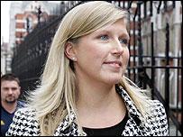 Melissa Miller can keep her �5m divorce settlement