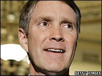 Republican Senator Bill Frist