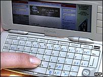 Nokia device (AFP)