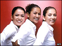 Spicejet hostesses