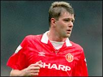 Former Manchester United defender Gary Pallister