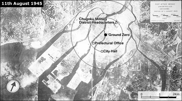 BBC NEWS | In Depth | Hiroshima: Before and after