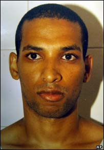 Hussain Osman (picture made available by Italian police after his arrest)