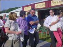 Maes yr Eisteddfod 2005
