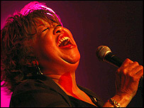 Mavis Staples. Pic by Bryan Ledgard for BBC Radio 2