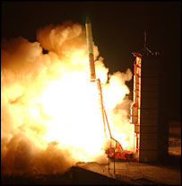 Astro-F launches aboard an M5 vehicle (Jaxa)