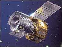 Impression of Astro-F (ISAS/Jaxa)