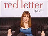 Red Letter Days founder and chief executive Rachel Elnaugh