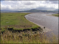 Wigtown Bay view