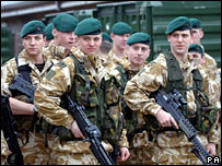 42 Commando Royal Marines
