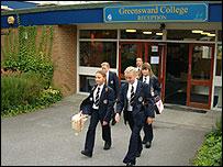 Greensward College