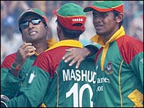 Bangladesh celebrate in Bogra