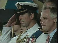 Prince Charles, Chris Patten