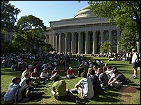 MIT's Killian Court