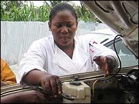 Sandra Aguebor Edokpayi