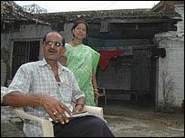 George Orwell's home in Motihari, Bihar