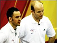 David Murdoch and Ewan MacDonald