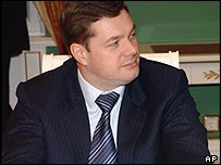 Alexei Mordashov, head of Russian steel firm Severstal