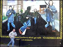 Mural, Northern Ireland