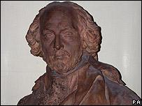 The Devanant bust