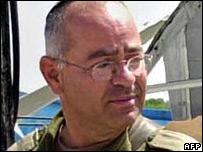 Maj Gen Yair Naveh
