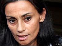 Defence lawyer Antonietta Sonnessa