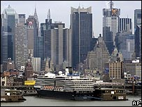 New York port