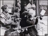 События в Будапеште 23 октября 1956 года