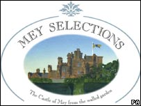 Mey Selections logo