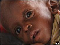Child in Niger