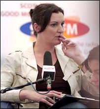 Daniela Nardini in Festival