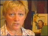 Kirsty Jones's mother Sue