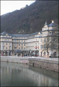 Maharishi Ayurveda spa, Bad Ems, Germany