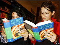 Harry Potter reader