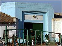 Central prison, Lusaka