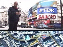 11:22 - Guy was at Piccadilly Circus