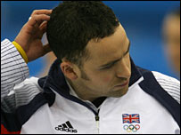 Great Britain curling skip David Murdoch