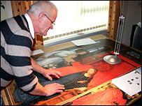 John Rowley & jigsaw
