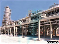 Abqaiq oil facility