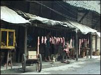 Market in Zizhong