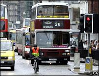 Edinburgh bus